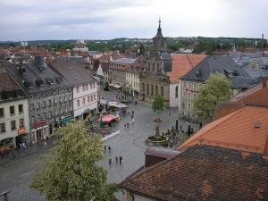Marktplatz_Bayreuth
