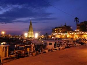 Der Hafen in Byblos (c) Lena Herzog