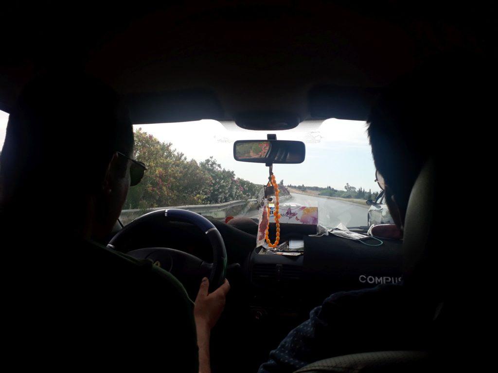 Rückfahrt nach Tunis an Tag 11